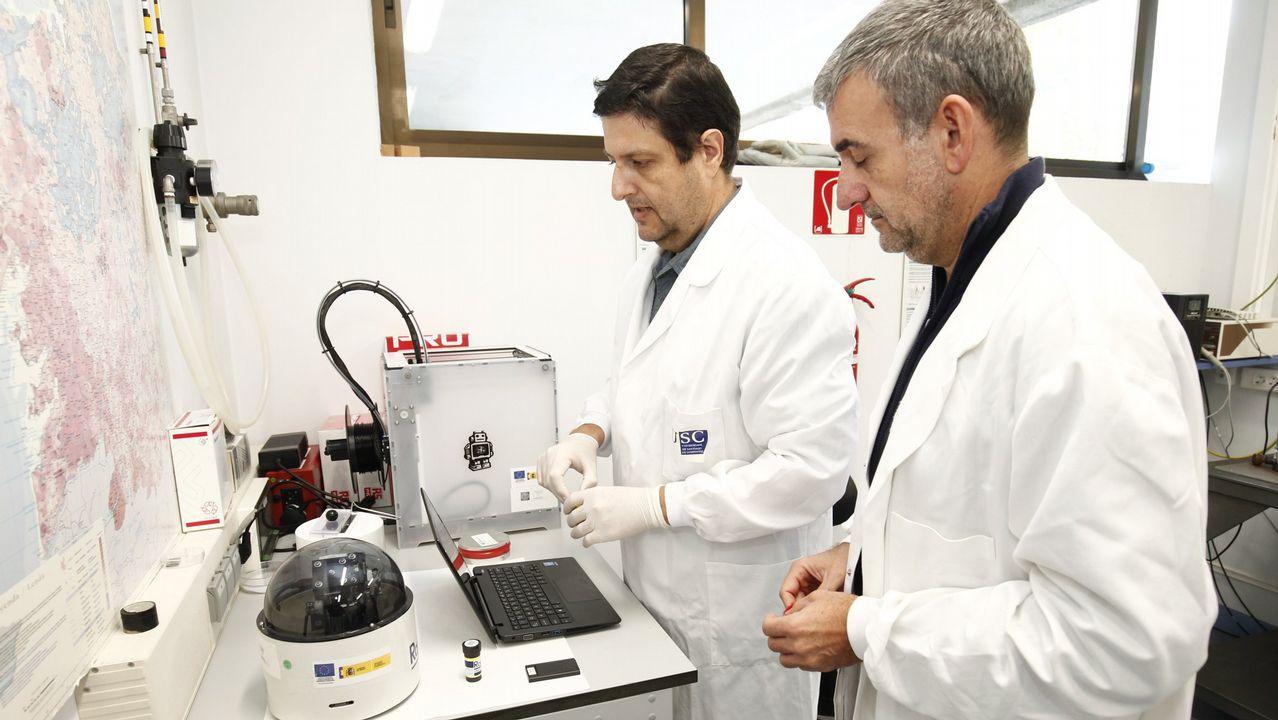 investigacion gas radon universidad santiago de compostela