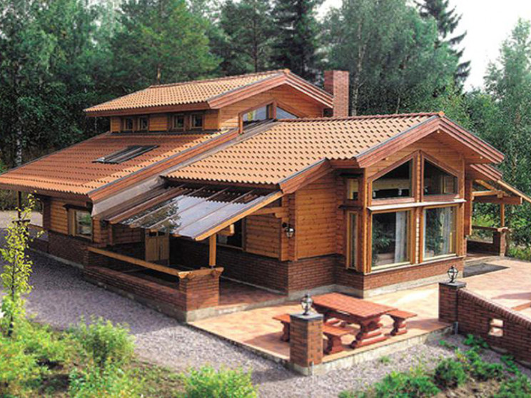 gas radon en casas de madera