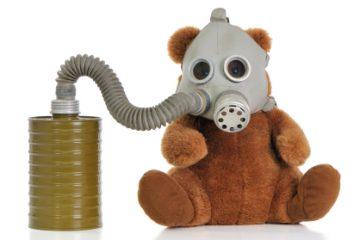 prueba de radon